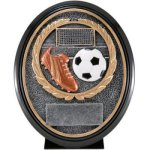 Soccer Resin Oval Resins & Trophies