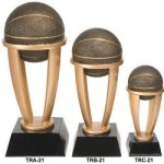 Basketball Tower Resin Resins & Trophies