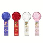 Equestrian Rosette Award Ribbon Rosette Award Ribbons