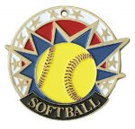 USA Sport Softball Medals Softball Awards