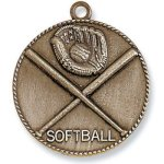 Softball Medal Softball Awards