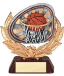 Stamford Resin Basketball Stamford Resin Trophy Awards