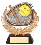 Stamford Resin Softball Stamford Resin Trophy Awards