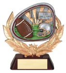 Stamford Resin Football Stamford Resin Trophy Awards