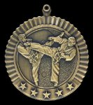 Star Karate Male Medals Star Medal Awards