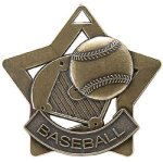 Baseball  Star Medal Awards