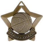 Basketball  Star Medal Awards