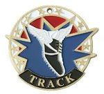 USA Sport Track Medals Track Awards