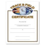 Track And Field Track Awards
