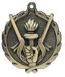 Wreath Victory Medals Victory/Torch Awards