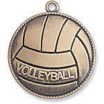 Volleyball Medal Volleyball Awards