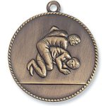 Wrestling Medal Wrestling Awards