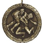 Wrestling XR Series Medal Awards